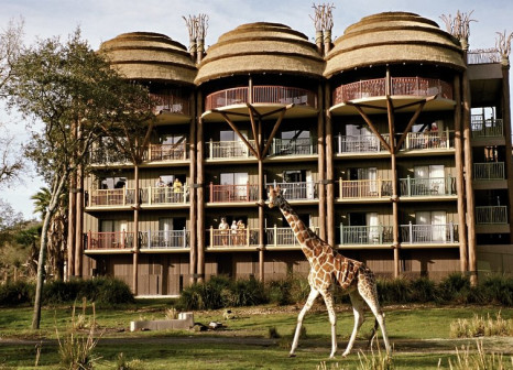 Hotel Disney's Animal Kingdom Lodge günstig bei weg.de buchen - Bild von DERTOUR