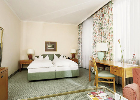 Hotelzimmer mit Aerobic im Wyndham Grand Bad Reichenhall Axelmannstein