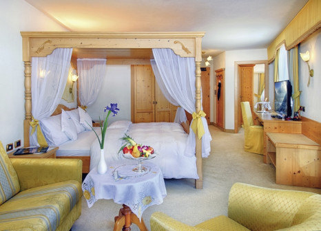 Hotelzimmer mit Yoga im Alpin Royal Wellness Refugium & Resort Hotel
