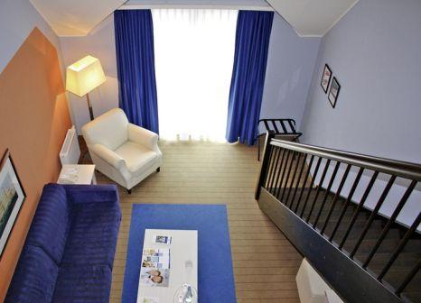 Hotelzimmer mit Fitness im Precise Resort Hafendorf Rheinsberg