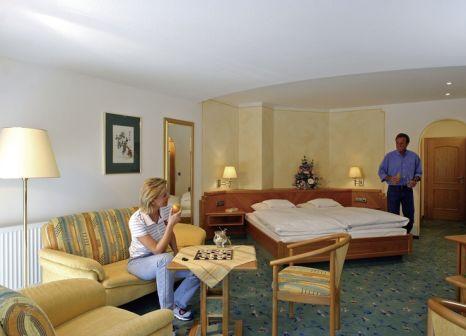 Hotelzimmer mit Tischtennis im Ringhotel Nebelhornblick