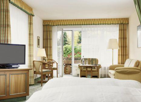 Hotelzimmer mit Spielplatz im Ringhotel Nebelhornblick