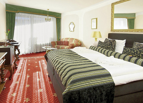 Hotelzimmer mit Fitness im Ludwig Royal Golf & Alpin Wellness Resort