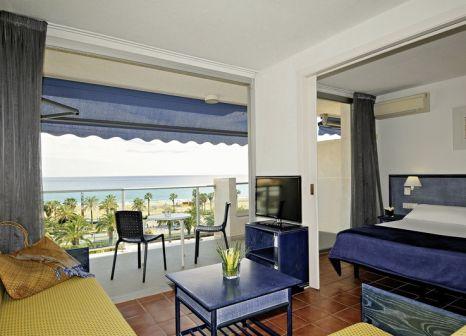 Hotelzimmer mit Golf im Blaumar Hotel