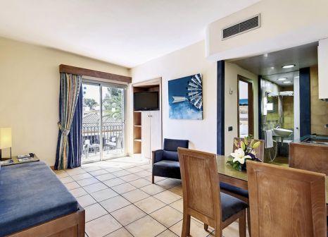 Hotelzimmer mit Tischtennis im Occidental Playa De Palma