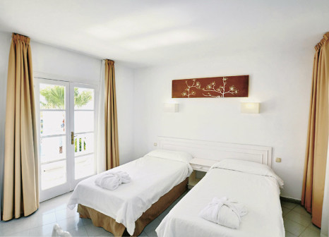 Hotelzimmer mit Tischtennis im Lagos de Fañabé Beach Resort