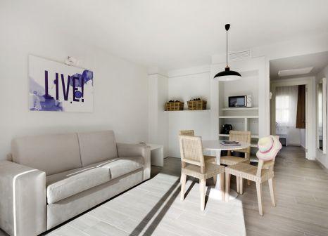 Hotelzimmer mit Yoga im Club Europa Paguera
