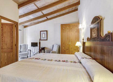 Hotelzimmer mit Klimaanlage im Finca es Rafal