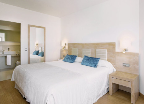 Hotelzimmer mit Mountainbike im Iberostar Albufera Park