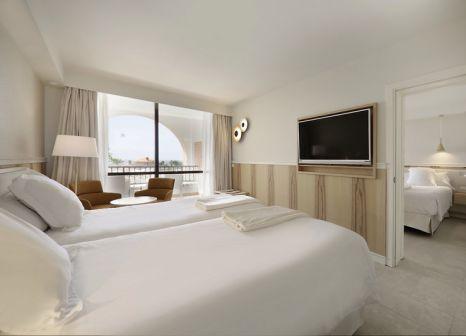 Hotelzimmer mit Golf im Iberostar Selection Anthelia