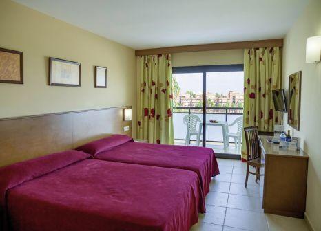 Hotelzimmer mit Golf im Hotel Puente Real