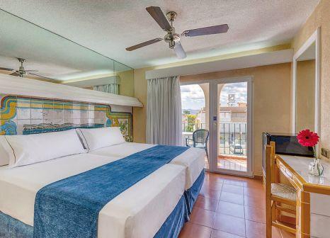 Hotelzimmer mit Mountainbike im Vera Playa Club Hotel