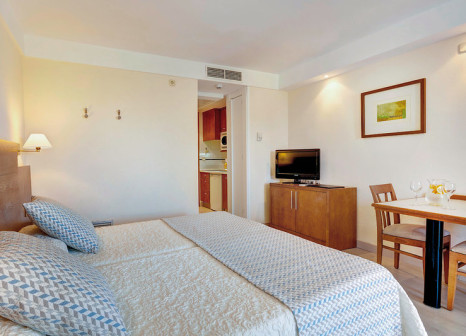 Hotelzimmer mit Volleyball im Hipotels Bahía Grande