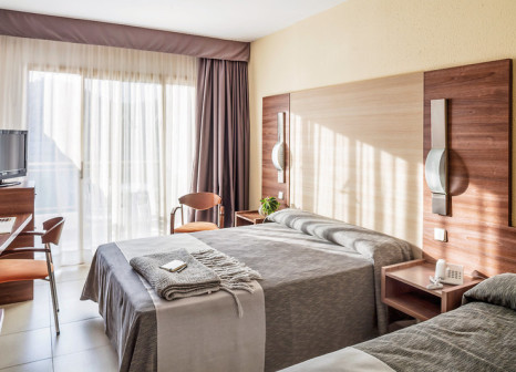 Hotelzimmer mit Volleyball im Aqua Hotel Aquamarina & SPA