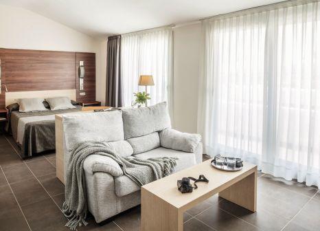 Hotelzimmer mit Mountainbike im Aqua Hotel Aquamarina & SPA