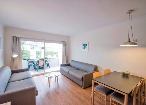 Hotelzimmer mit Mountainbike im Vista Park Hotel & Apartments