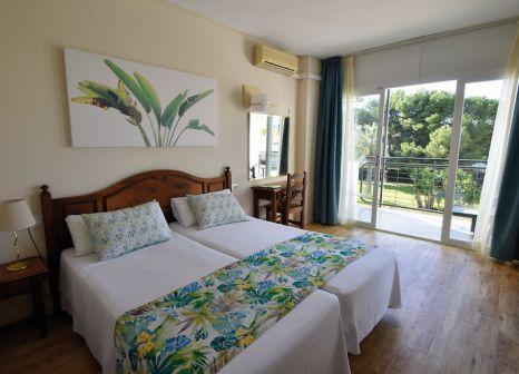 Hotelzimmer mit Golf im Hotel San Fermin