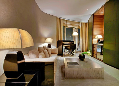 Hotelzimmer mit Tennis im Armani Hotel Dubai