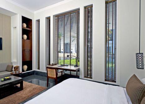 Hotelzimmer mit Yoga im The Chedi Muscat