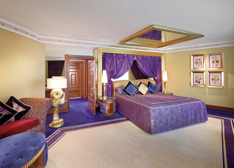 Hotelzimmer mit Fitness im Burj Al Arab Jumeirah