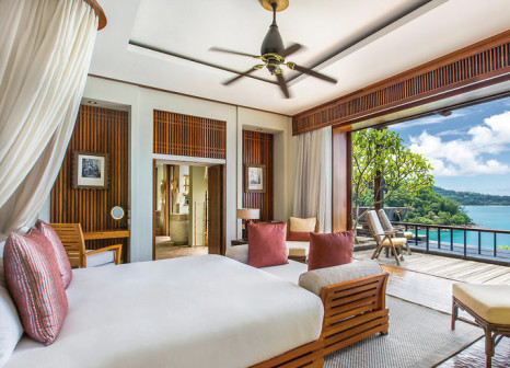 Hotelzimmer mit Fitness im Anantara Maia Seychelles Villas