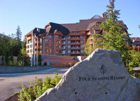 Hotel Four Seasons Resort and Residences Whistler in British Columbia - Bild von DERTOUR