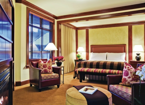 Hotelzimmer mit Yoga im Four Seasons Resort and Residences Whistler