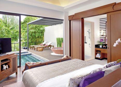 Hotelzimmer mit Mountainbike im Anantara Layan Phuket Resort