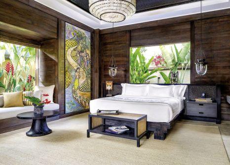 Hotelzimmer mit Yoga im Mandapa a Ritz-Carlton Reserve