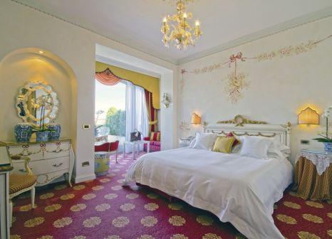 Hotelzimmer mit Minigolf im Hotel Villa e Palazzo Aminta