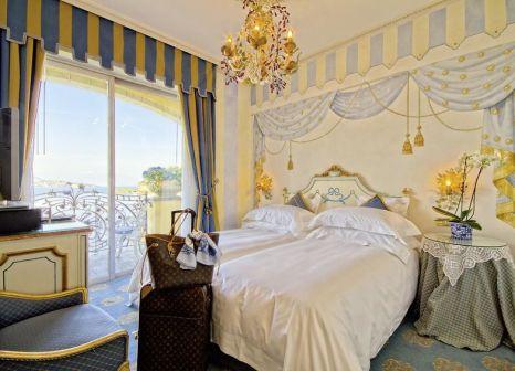 Hotelzimmer mit Golf im Hotel Villa e Palazzo Aminta