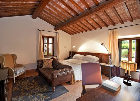 Hotelzimmer mit Reiten im Castel Monastero Resort & Spa