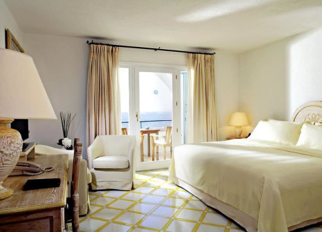 Hotelzimmer mit Golf im Hotel Romazzino