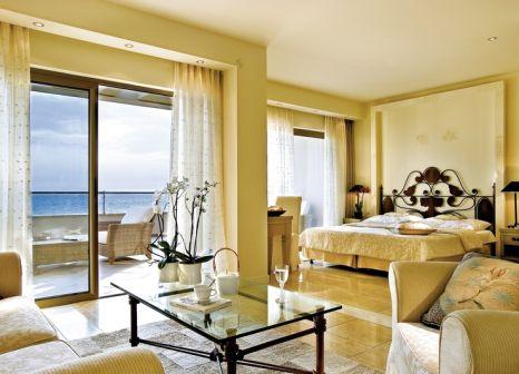 Hotelzimmer mit Yoga im Sani Asterias