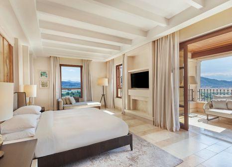 Hotelzimmer mit Yoga im Cap Vermell Grand Hotel