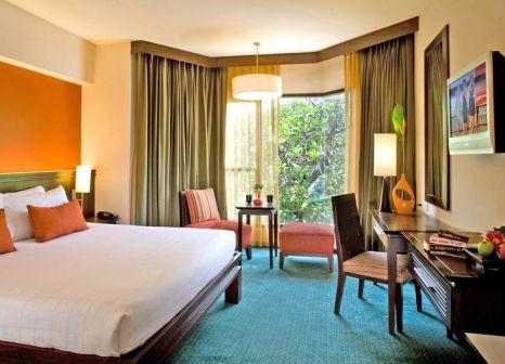 Hotelzimmer mit Tischtennis im The Bayview Pattaya