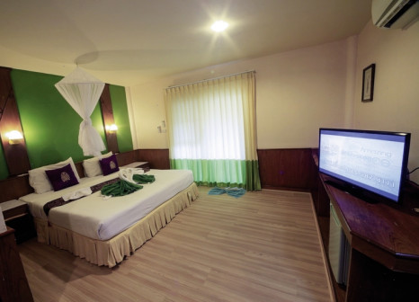 Hotelzimmer mit Aerobic im Southern Lanta Resort