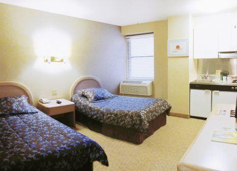Hotelzimmer mit Restaurant im Kawada