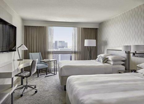 Hotelzimmer mit Tennis im Marriott Los Angeles Airport