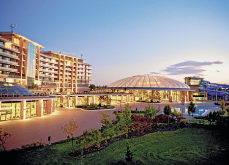 Hotel Aquaworld Resort Budapest in Budapest & Umgebung - Bild von ITS