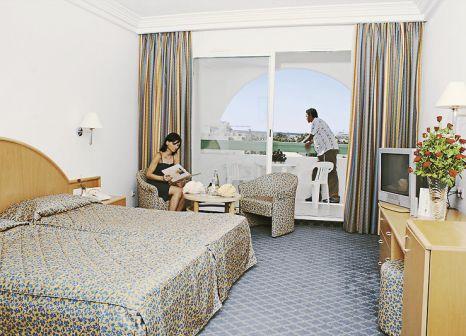 Hotelzimmer mit Yoga im El Mouradi Palace