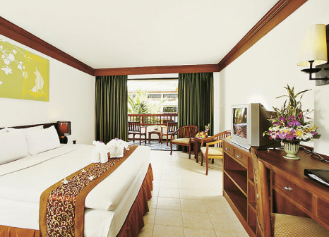 Hotelzimmer mit Golf im Sunprime Kamala Beach Resort