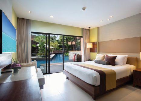 Hotelzimmer mit Tennis im Patong Merlin