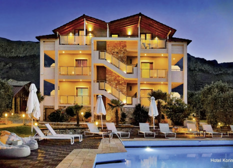 Korina Hotel in Thassos - Bild von DERTOUR