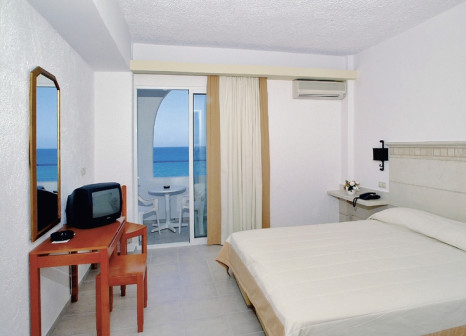 Hotelzimmer mit Fitness im Glaros Beach