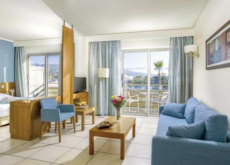 Hotelzimmer mit Volleyball im Blue Lagoon Resort