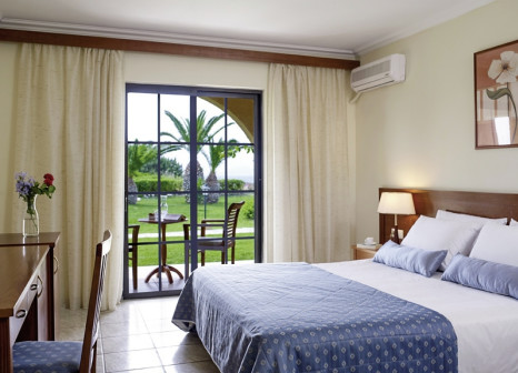 Hotelzimmer mit Mountainbike im Atlantica Porto Bello Beach