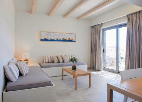 Hotelzimmer mit Volleyball im Ostria Resort & Spa