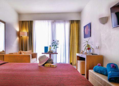Hotelzimmer mit Yoga im Blue Sea Beach