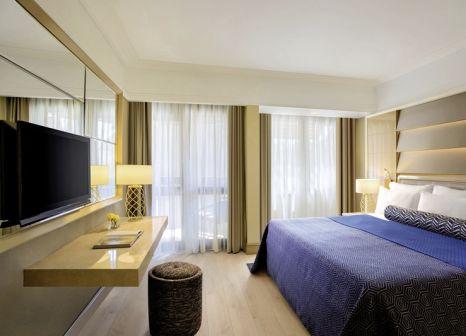 Hotelzimmer mit Minigolf im Paloma Foresta